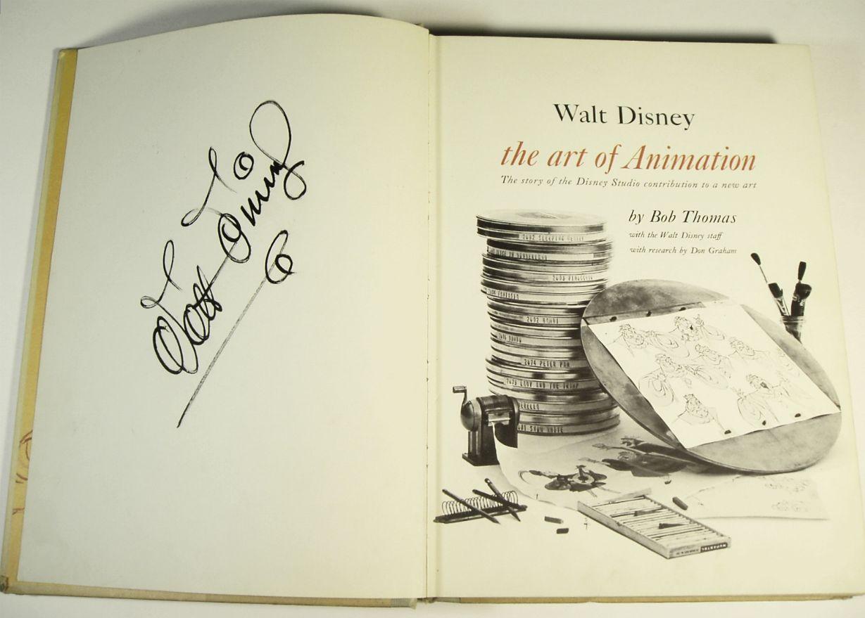 walt disney company research paper